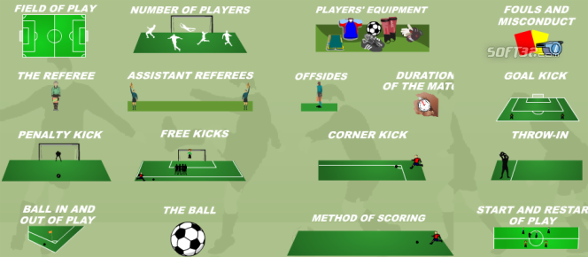 Animated Soccer Rules Screenshot 2