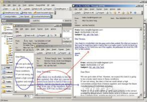 EasyCombineMail Screenshot