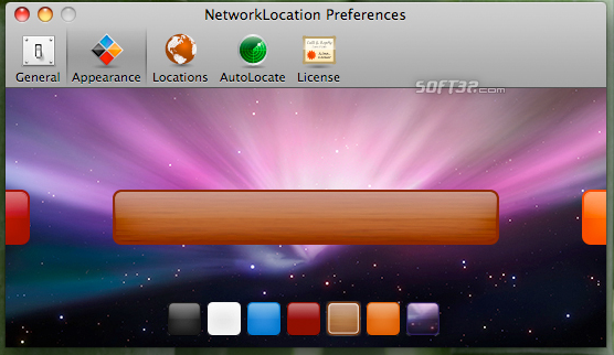 NetworkLocation Screenshot 2