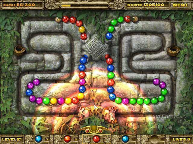 Inca Ball Screenshot 1