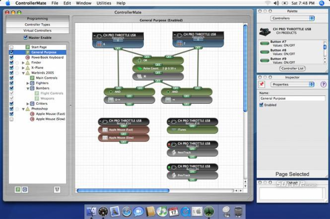 ControllerMate Screenshot