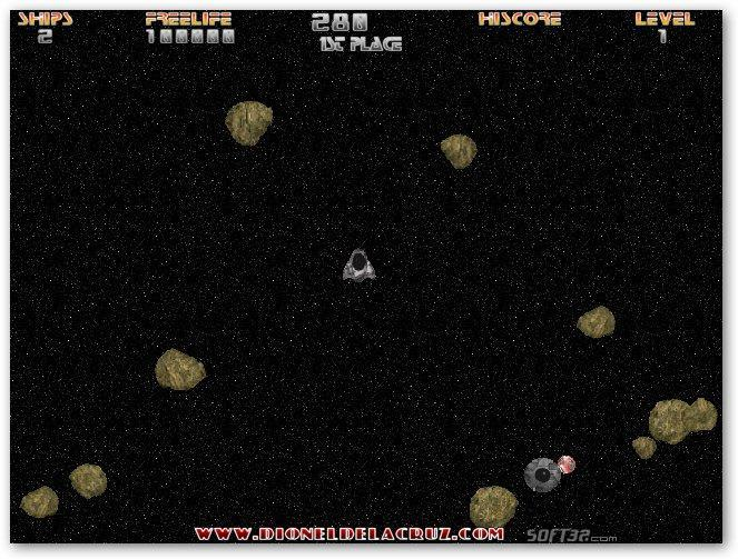 AsteroidRush Screenshot 2