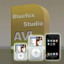 Bluefox AVI to iPod Converter Screenshot 2