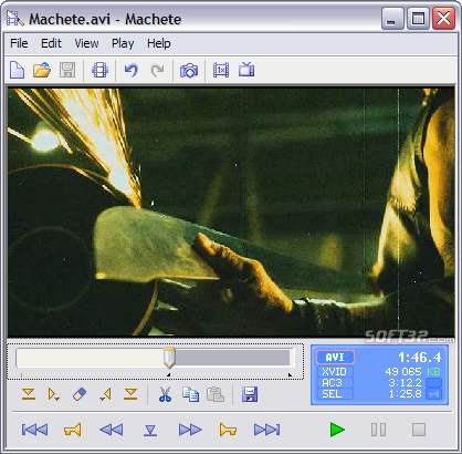 Machete Screenshot 2