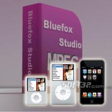 Bluefox MPEG to iPod Converter Screenshot 2