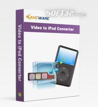 AVCWare Video to iPod Converter Screenshot 2