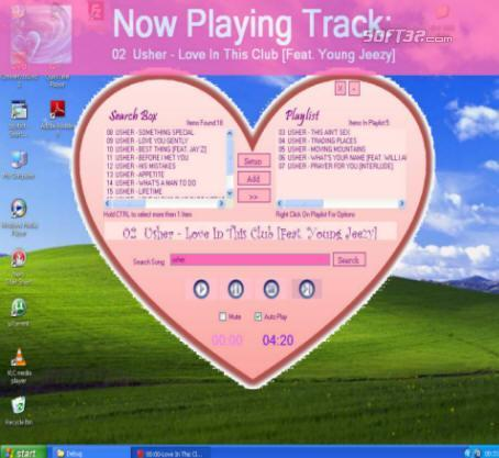 Princess Media Player Screenshot