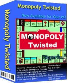 Monopoly Twisted Screenshot