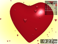 Love Heart 3D Screensaver 1