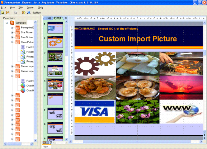 Powerpoint Expert Screenshot