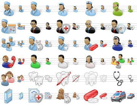 Perfect Doctor Icons Screenshot 2
