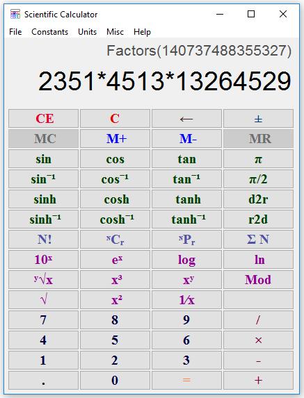 EG Calc Screenshot 3