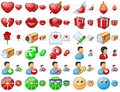 Standard Dating Icons 1