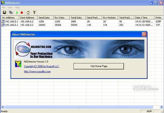 NADetector Screenshot 3