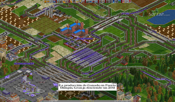 OpenTTD Screenshot