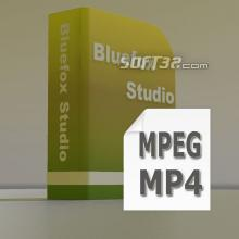 Bluefox MPEG MP4 Converter Screenshot 2