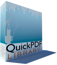 Quick PDF Library Screenshot