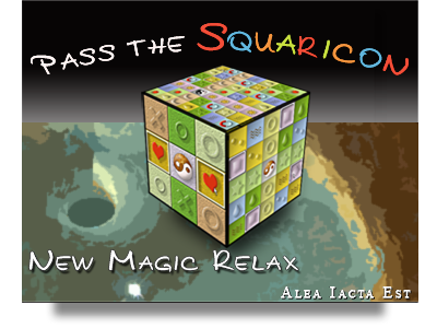 Squaricon Screenshot 1