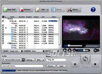 AVCWare Mac DVD Converter Screenshot 3