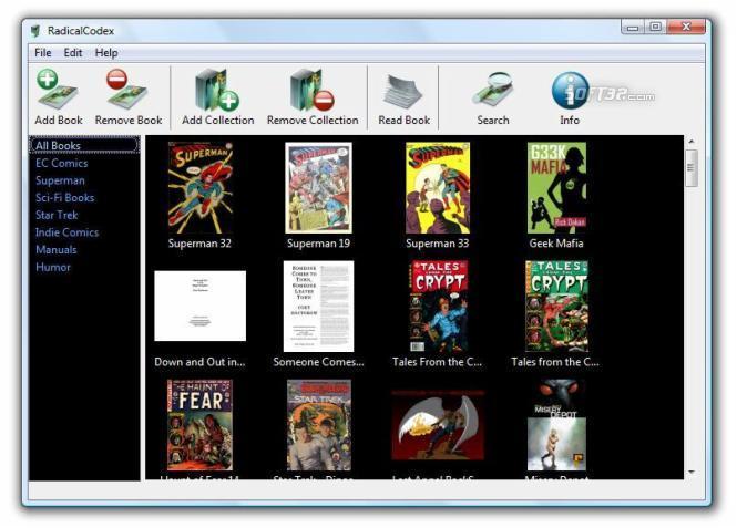 Radicalcodex Screenshot 2
