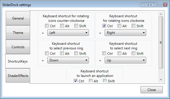 SliderDock Screenshot 5