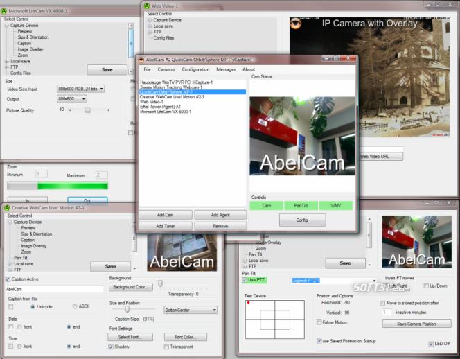 AbelCam Screenshot 3