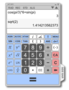 eCalc Scientific Calculator 1