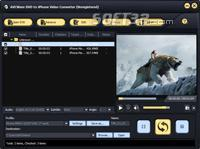 AVCWare DVD to iPhone Video Converter Screenshot 3