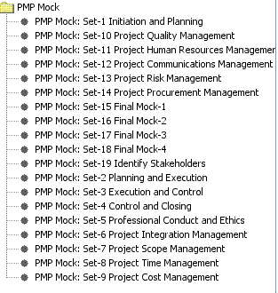 techFAQ360 PMP 4th Simulator Kit Free Screenshot 1