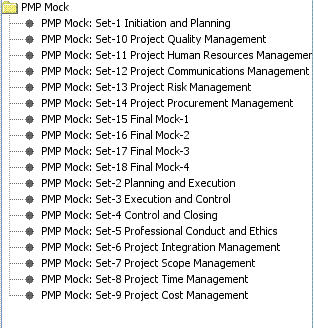 techFAQ360 PMP 3rd Simulator Kit Free Screenshot