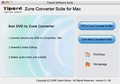 Tipard Zune Converter Suite for Mac 1