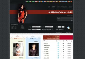 AzDGDatingMedium Screenshot