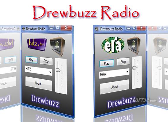 Drewbuzz Radio Screenshot 3
