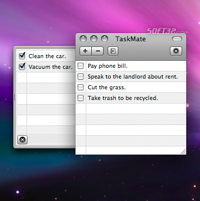 TaskMate Screenshot