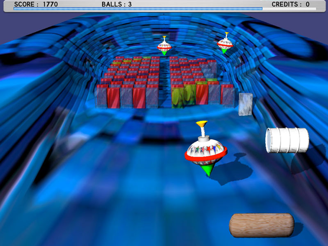jalada's Spinball Screenshot