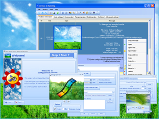 MP3 File Organizer Screenshot 1