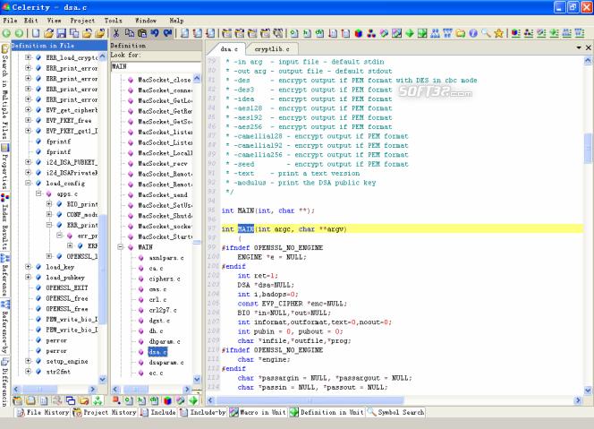 Celerity Screenshot 2
