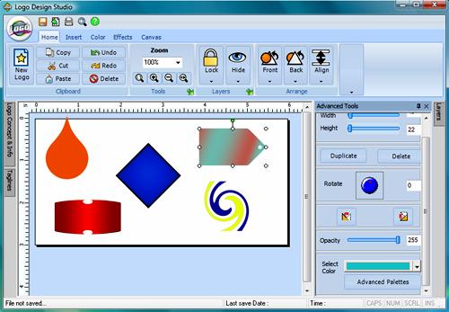 Logo Design Studio Screenshot 8