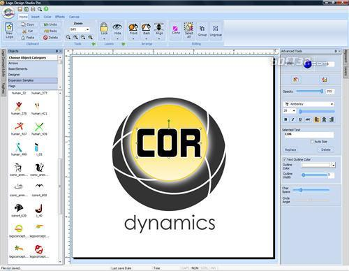 Logo Design Studio Screenshot