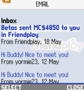 Friendplay Instant Messenger (IM) 1