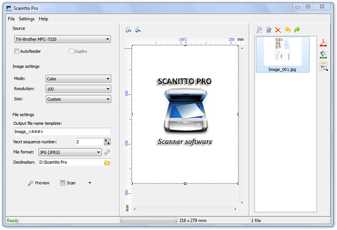 Scanitto Pro Screenshot