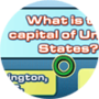 World Capitals Quiz 1