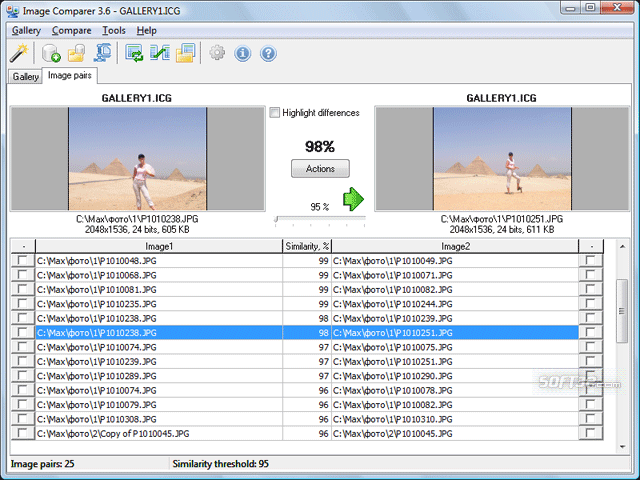 Duplicate Photo Finder Screenshot 3