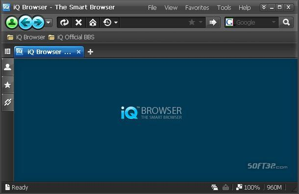 IQ Browser Screenshot