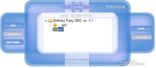 Hide Secret Files 3 Screenshot 3