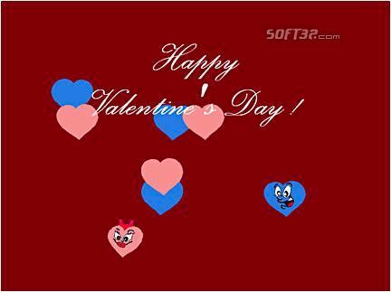 Happy Note! Valentine Screenshot
