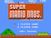 Super Mario Bros. Screensaver Screenshot