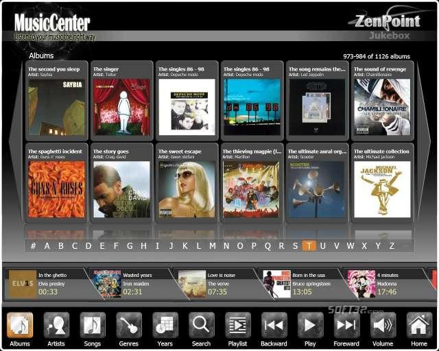 ZenPoint DigitalCenter Screenshot 3