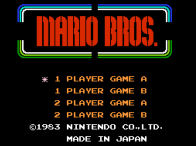 Classic Mario Bros. Screensaver Screenshot