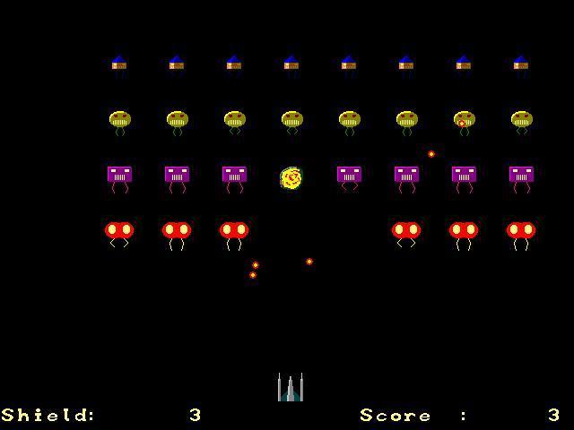 Invaderers Screenshot 1